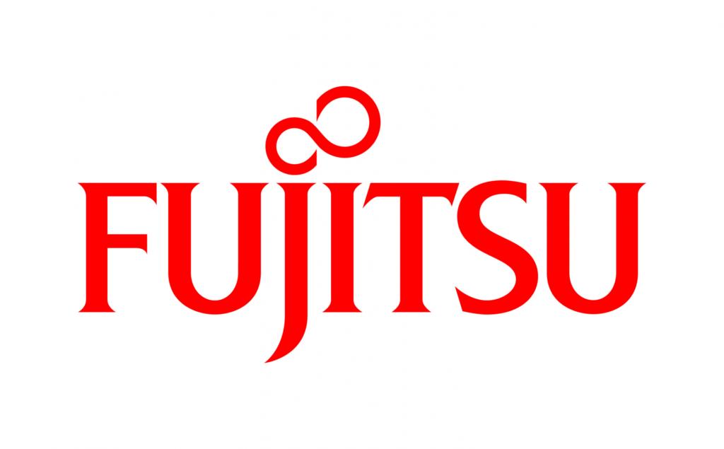 FUJITSUのロゴ