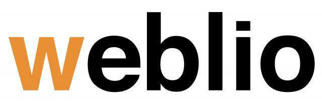 ウェブリオ様のロゴ