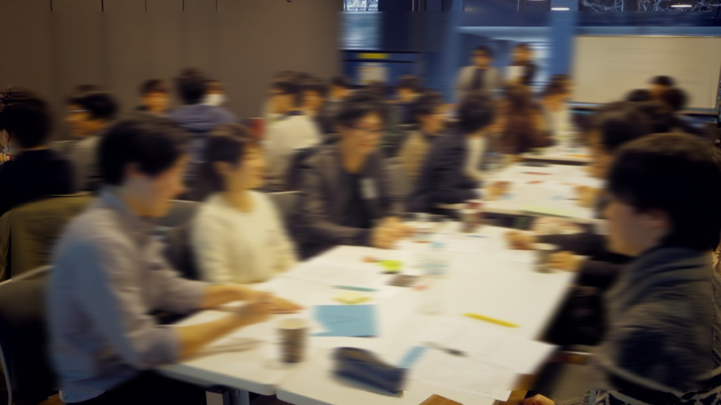 企業と学生のマッチング