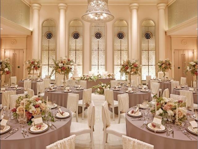 結婚式所の様子