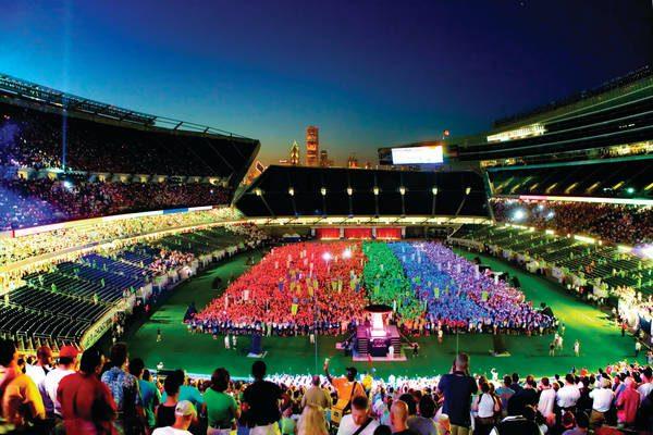 ゲイオリンピックのイメージ