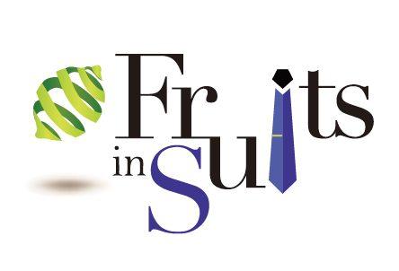 フルーツ・イン・スーツのロゴ