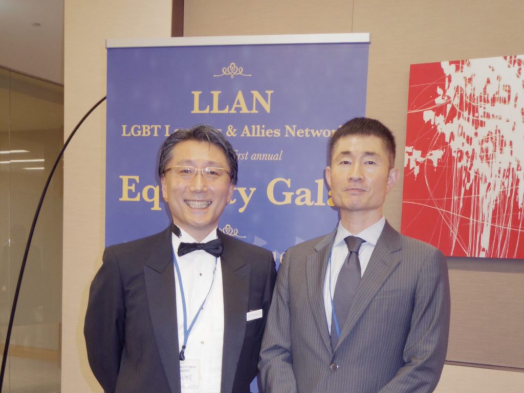 GS法務部、藤田氏、稲場氏の画像