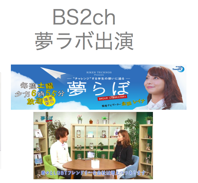 BS2ch 夢ラボ出演・夢らぼの画像・星賢人の画像
