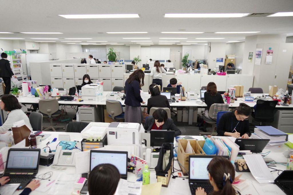 アイエスエフネットのオフィスの画像