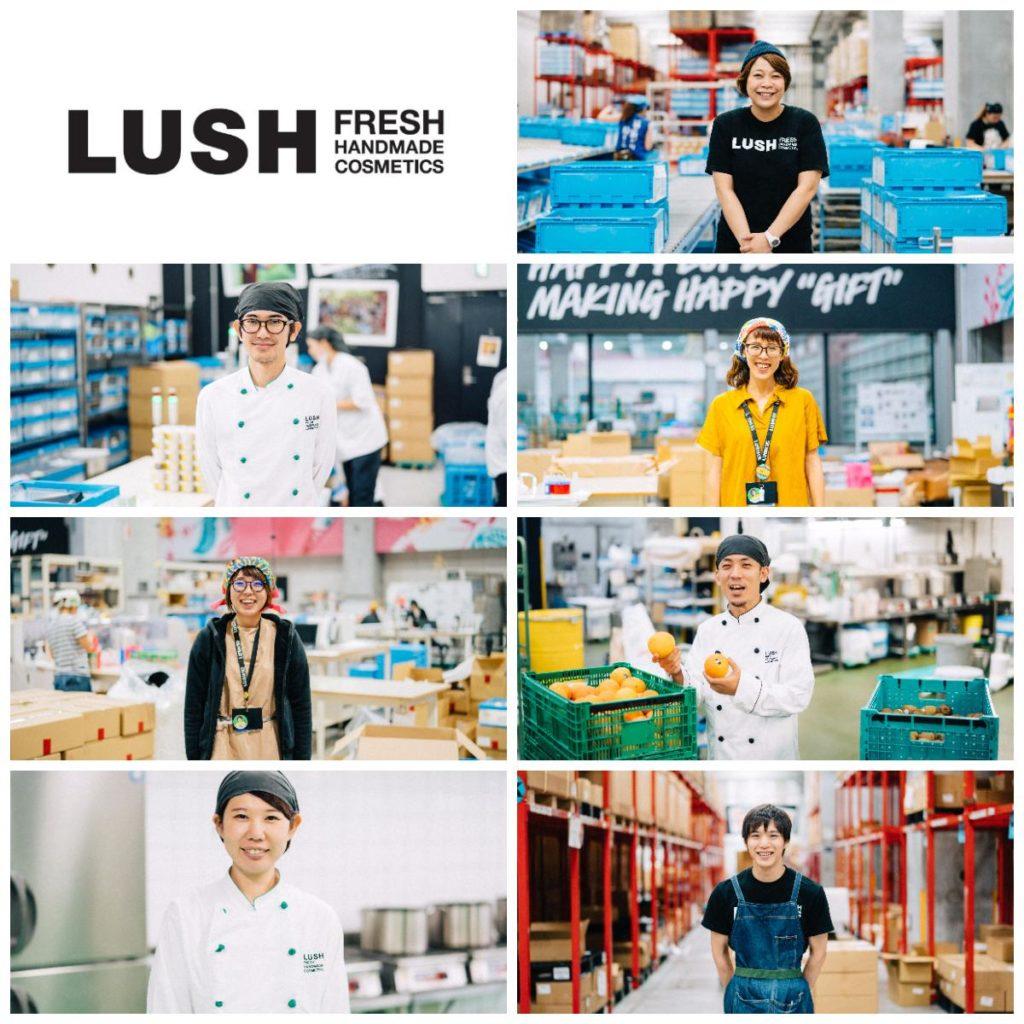 ラッシュジャパンの企業紹介写真