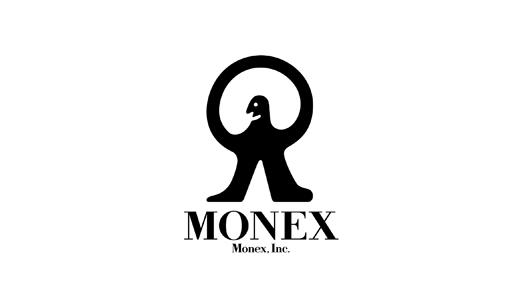 マネックス社のロゴ画像