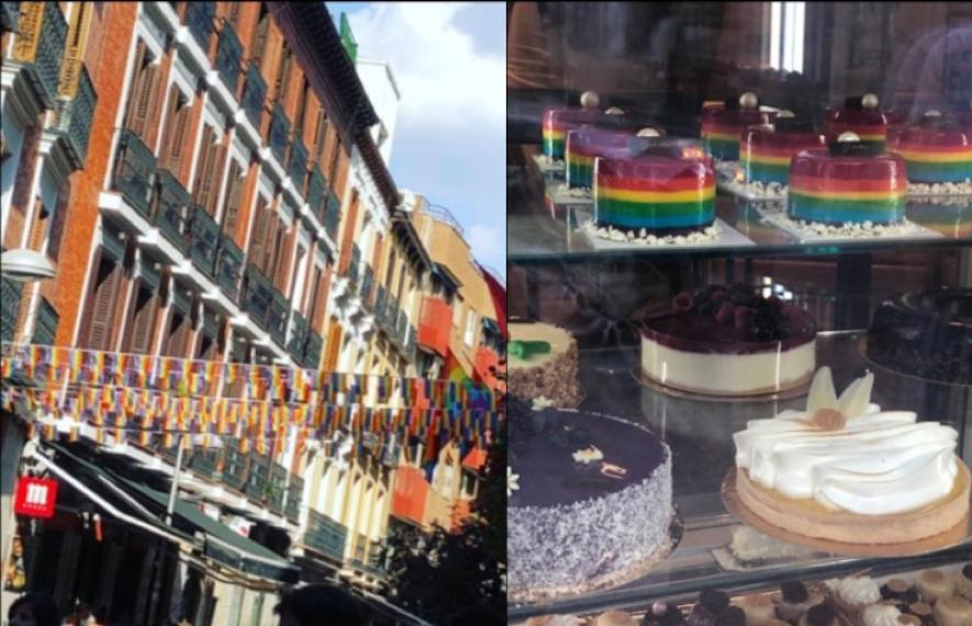 ケーキ屋と街の形式