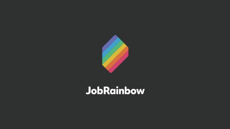 JobRainbowロゴ
